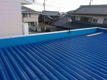 折半屋根防水 マイルーファー